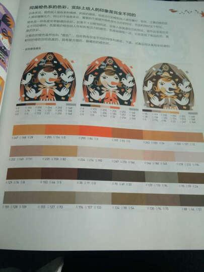 WOW!不一样的配色设计:Chunso令人垂涎的色彩世界(附赠1张素材光盘+10张精美卡片) 晒单图