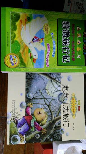 泡泡儿去旅行(注音美绘)+骑鹅旅行记(彩图注音)(共2册) 晒单图