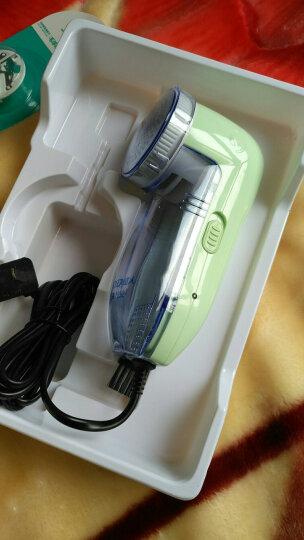 超人(SID) SR2852脱毛衣服修剪器剃毛机家用刮去求割退毛毛球器多功能直插电式 标配+3个刀片+1个刀网 晒单图