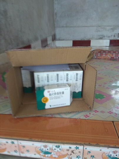 同济堂 仙灵骨葆胶囊 40粒/盒 6盒( 25元每盒) 晒单图