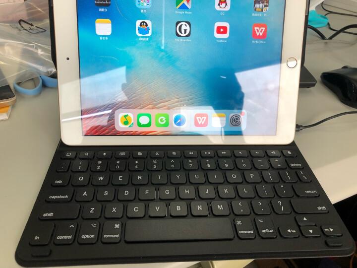 德国莱克苹果ipad9.7/ipad pro12.9平板保护皮套蓝牙键盘二合一 便携外接键盘 商家配送-适用12.9英寸ipad pro 经典黑 晒单图