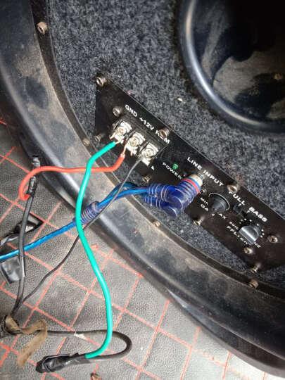 150W全音/纯低音功放板大功率12V东芝对管8-12寸车载低音炮芯车用 晒单图