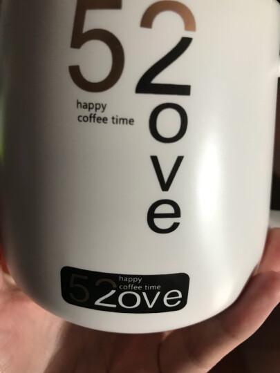 【暖暖杯】送女友礼物生日礼物女生个性杯子实用创意礼品送老婆男友老公情侣爱人情人节礼物送男友女朋友礼物 55度*恒温养生杯*52love 晒单图