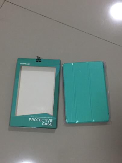 亿色(ESR)苹果iPad mini2/3/1保护套 迷你2平板电脑壳7.9英寸 超薄全包防摔休眠皮套 悦色系列 薄荷绿 晒单图