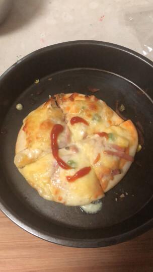 西厨贝可 6英寸夏威夷火腿披萨 140g 烘焙半成品(2件起售) 晒单图