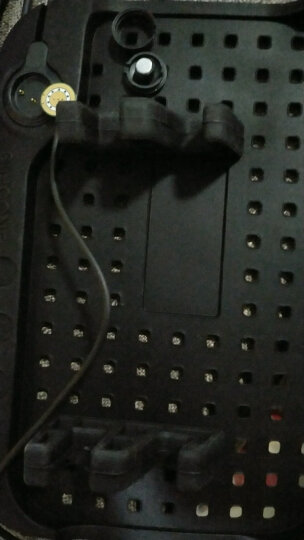 吉艺鹿  硅胶防滑垫 导航垫 车载手机汽车支架 汽车改装专用配件 福特金牛座福克斯嘉年华新蒙迪欧致胜征服者探险者翼搏 晒单图