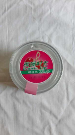 浪漫时光 水果茶洛神花果茶巴黎香榭果粒茶 口味随机 荔枝味225g 晒单图