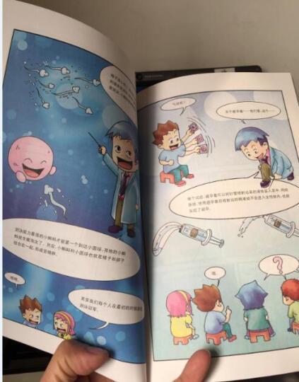 青少年性教育丛书:悸动的心思 晒单图