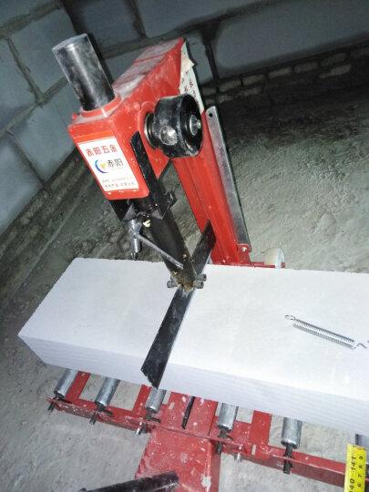 藤原切砖机 轻质砖切割机 泡沫砖气泡砖加气砖手动切断机切砖工具 圆柱切砖机(6滚轴) 晒单图