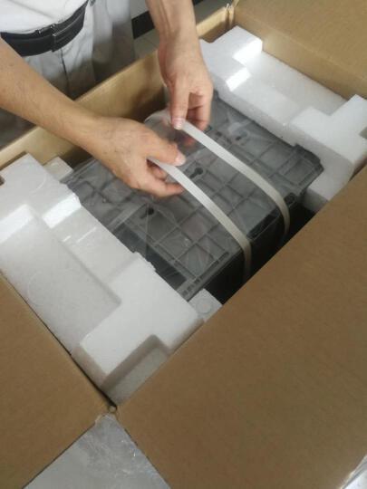 CL4NX工业型智能条码标签小票打印机不干胶3.5英寸全彩LCD显示屏 CL4NX-609dpi USB+网口+并口+串口 晒单图