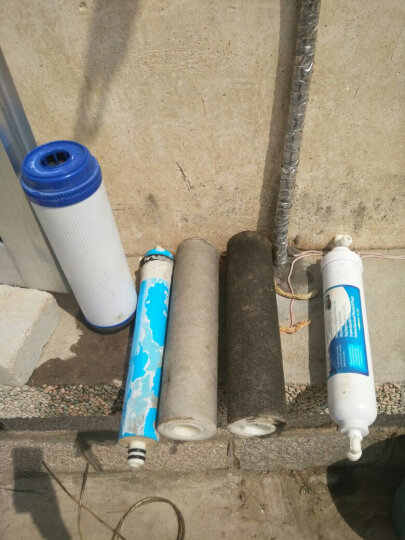 灏钻RO反渗透膜滤芯10寸通用家用纯水机滤芯净水器滤芯 100G 晒单图