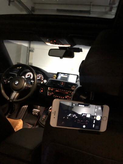 埃普(UP)车载手机支架 LP-5D 汽车用出风口导航支架 双底座卡扣式 苹果华为小米通用手机夹 黑色 晒单图