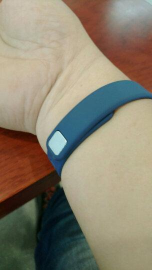 乐心(lifesense) 乐心手环2 智能心率游泳运动手表 触摸屏 支持/三星/苹果/华为等 MAMBO2 晴空蓝 晒单图