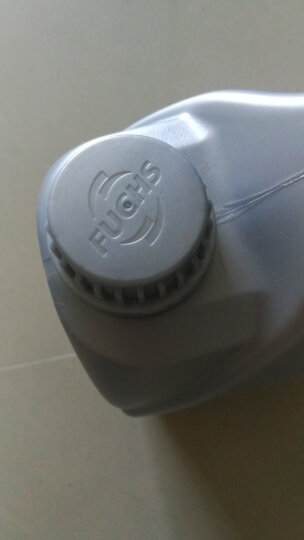 福斯(FUCHS)泰坦GT1全合成机油 5W-40 SN级 1L汽车用品 晒单图