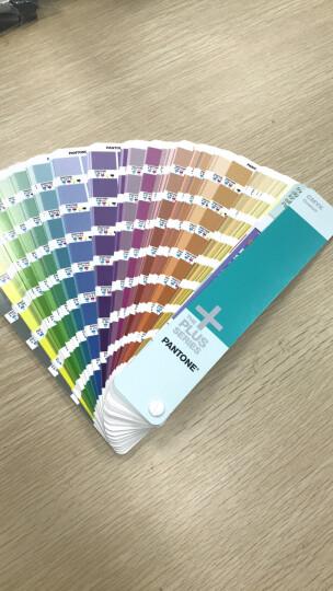 PANTONE彩通CMYK-光面铜版纸&胶版纸 GP5101 四色印刷套装CU色卡 晒单图
