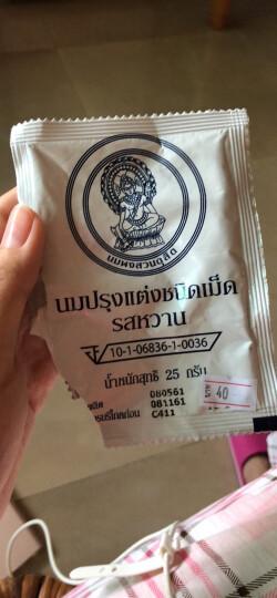 泰国原装进口 金枕头榴莲干 特浓牛奶榴莲糖 休闲零食 烤椰子片 皇家儿童奶片 进口零食 ONE TEA炼乳奶酱/甜奶酱400g 晒单图