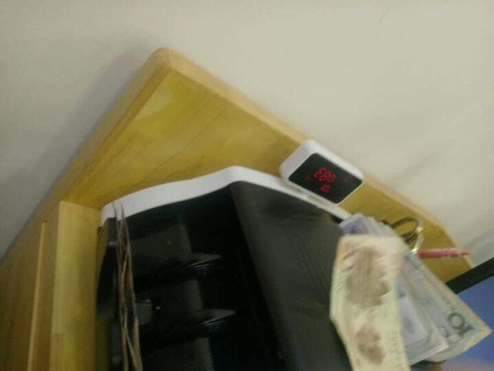 得力(deli) 3925点钞机智能C类验钞机可旋转屏幕智能语音点钞 晒单图