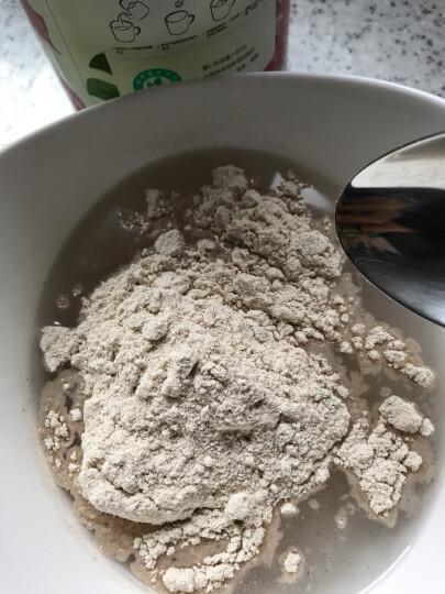 花廬 花庐玫瑰红豆薏仁粉 580g 红豆薏米粉 早餐代餐粉 晒单图