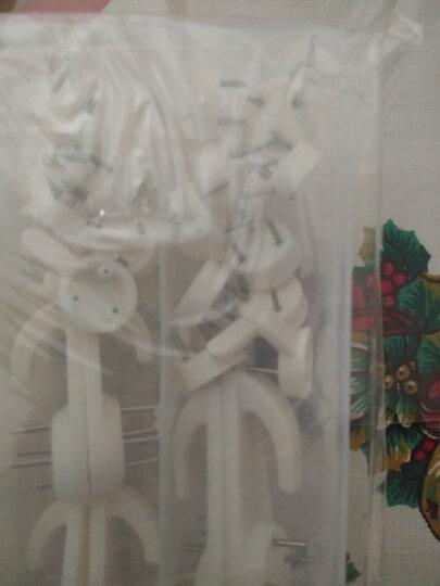 森淼    创意强力无痕钉子壁挂画墙钉钩照片墙婚纱照隐形相框门后挂钩 3盒 晒单图