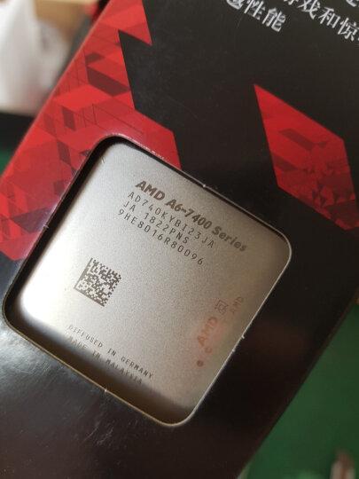 AMD APU系列 A6-7400K 双核 R5核显 FM2+接口 盒装CPU处理器 晒单图