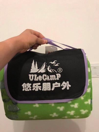 悠乐朋(Ulecamp)200*200cm加厚野餐垫 防潮垫 野餐垫户外 大野餐垫子 帐篷垫 青草绿KC-02 晒单图
