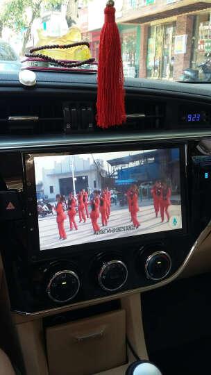 航睿 丰田卡罗拉凯美瑞雷凌威驰RAV4锐志汽车载GPS安卓导航仪倒车影像后视测速一体机 9英寸 花冠 凯美瑞 杰德 锐志 老卡罗拉 套餐三:WIFI导航+倒车后视+记录仪+包安装 晒单图