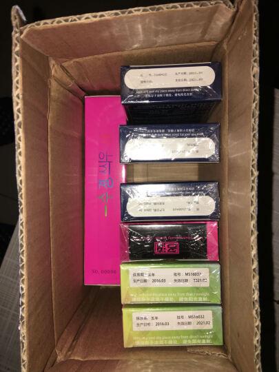 名流 超薄避孕套 男用安全套组合 66只含紧绷小号36+颗粒小号30+狼牙套 晒单图