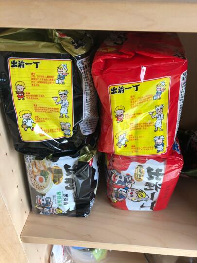 中国香港 出前一丁(NISSIN)方便面麻油味 100g*5包 晒单图