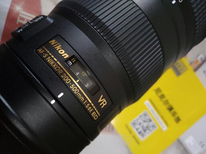 尼康14-24 24-70 70-200大三元广角中长焦FX全画幅原装单反镜头 70-200mm f/2.8E FL ED新款镜头 晒单图