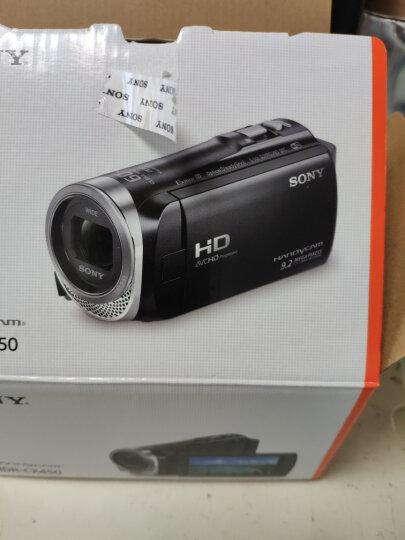 索尼(SONY)HDR-CX450 高清数码摄像机 光学防抖 30倍光学变焦 蔡司镜头 支持WIFI/NFC传输 晒单图