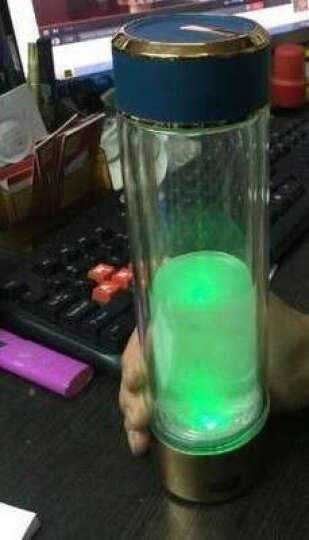 富氢杯负离子微电解氢水小分子 智能水杯 弱碱性养生水素水杯生成器杯子礼物品 圣诞节 土豪金 晒单图