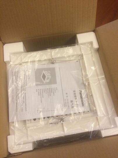 松下(Panasonic)FV-RC20D1 排气扇 通用吊顶式 低噪音换气扇 白色 晒单图