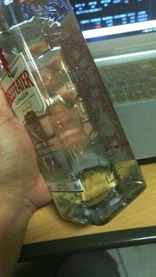 必富达(Beefeater)洋酒 英国伦敦金酒 蒸馏酒 700ml 晒单图