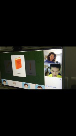 罗技(Logitech) 台式电脑摄像头电视笔记本USB免驱高清网络主播直播视频带麦克风 C270 500W像素智能降噪内置麦克风高清版 晒单图