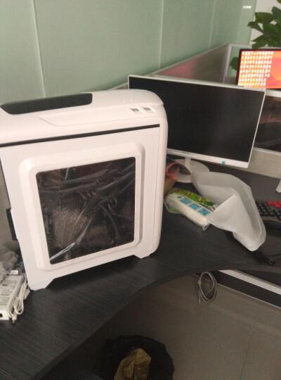 飞利浦(PHILIPS)  AH-IPS面板 硬屏窄边框 广视角电脑显示器 黑色(B) 21.5英寸   224E5QSW/B 晒单图