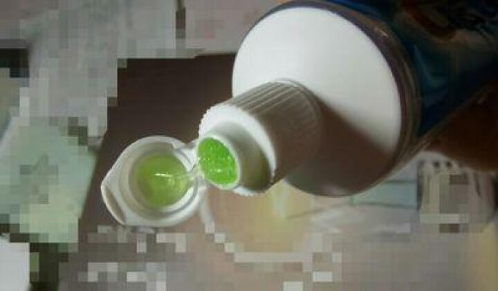 【京东超市】佳洁士(Crest)3D炫白  绿茶薄荷牙膏180克 晒单图