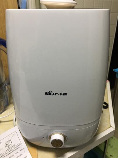 小熊(Bear)加湿器 5L大容量 静音卧室办公室空气增湿 家用迷你香薰加湿 婴儿孕妇可用JSQ-A50U1 晒单图