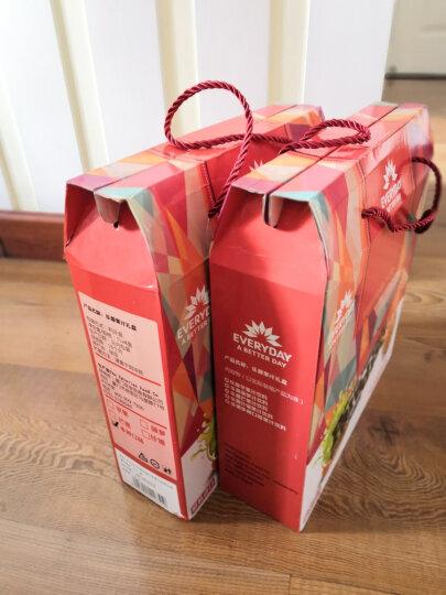 埃及进口乐源Paradise多种口味果汁饮料礼盒装4L(什锦味*1L 苹果味*1L 菠萝味 *1L芒果味*1L) 晒单图