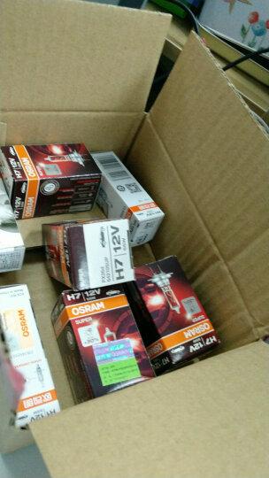 欧司朗(OSRAM) H8 汽车车灯(灯泡)长寿型 远光/近光/雾灯 塑料底座 晒单图