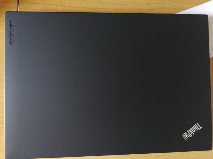 【8代i7】联想ThinkPad T480系列 14英寸超级本超轻薄商务办公T系列笔记本电脑 i7 8550u 8G 256固态 独显@0NCD 4升配至32G内存+512G固态+2TB双硬盘 晒单图