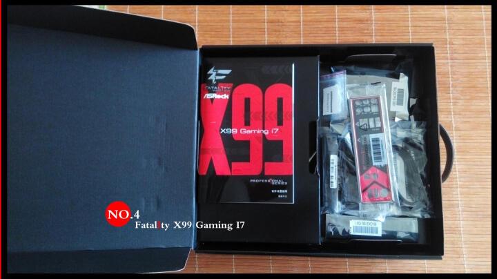 华擎科技(ASRock)X99 专业版 Gaming i7主板( Intel X99/LGA 2011 ) 晒单图