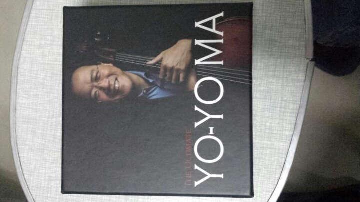 马友友:极致典藏精选(9CD+DVD)(京东专卖) 晒单图
