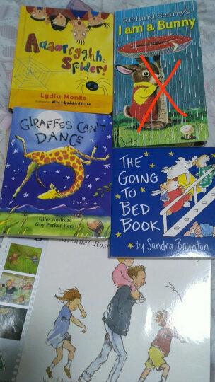 英文原版绘本 Giraffes Can't Dance 长颈鹿不会跳舞童谣 绘本图画纸板书 晒单图