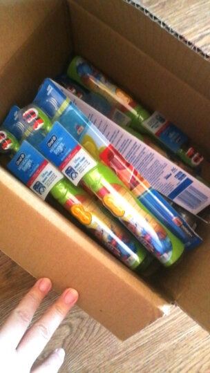 欧乐B(ORAL-B) 儿童牙刷 迪士尼公主儿童牙刷 款式随机发货 晒单图