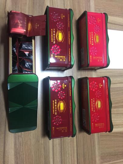 华祥苑茶叶 特级安溪铁观音红茶岩茶大红袍肉桂水仙 礼盒装 肉桂 80g 晒单图