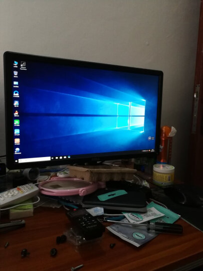 飞利浦(PHILIPS)23.8英寸IPS-ADS面板电脑液晶显示器 240I5QSU 晒单图