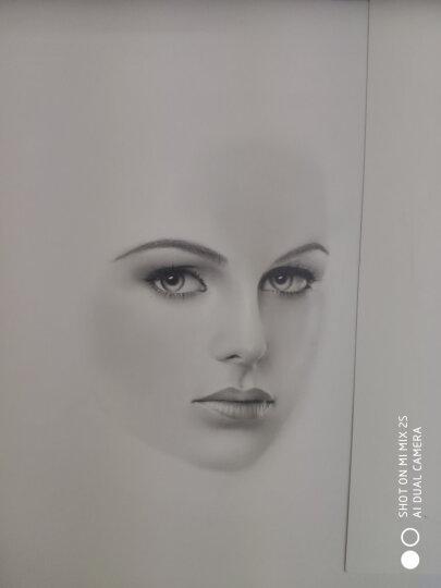 德国辉柏嘉铅笔9000素描铅笔专业2h4b6b8b速写2比绘画初学者学生用美术用品工具画画成人绘图画 全套16支 晒单图