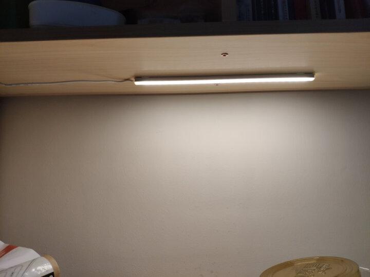 奥其斯 LED台灯一档白光6W护眼灯大学生寝室宿舍神器USB酷毙灯学习阅读书桌灯 晒单图