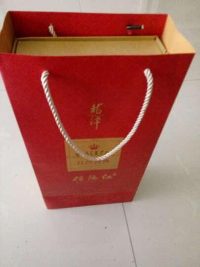 龙潭 红茶80g*3醇红礼盒 豫乡园河南信阳特产 毛尖 晒单图