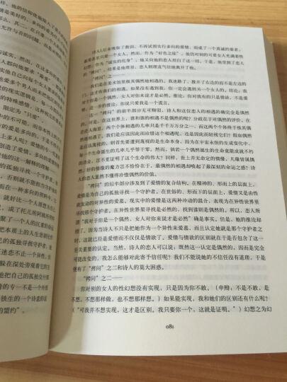 周国平经典散文:各自的朝圣路 晒单图